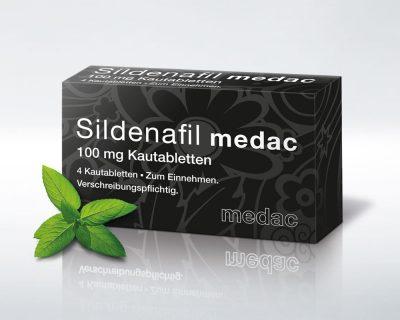 Launchkampagne Teaserkampagne für sildenafil medac