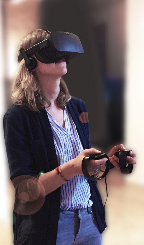 Virtual Reality in der Anwendung