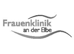 Logo Frauenklinik an der Elbe