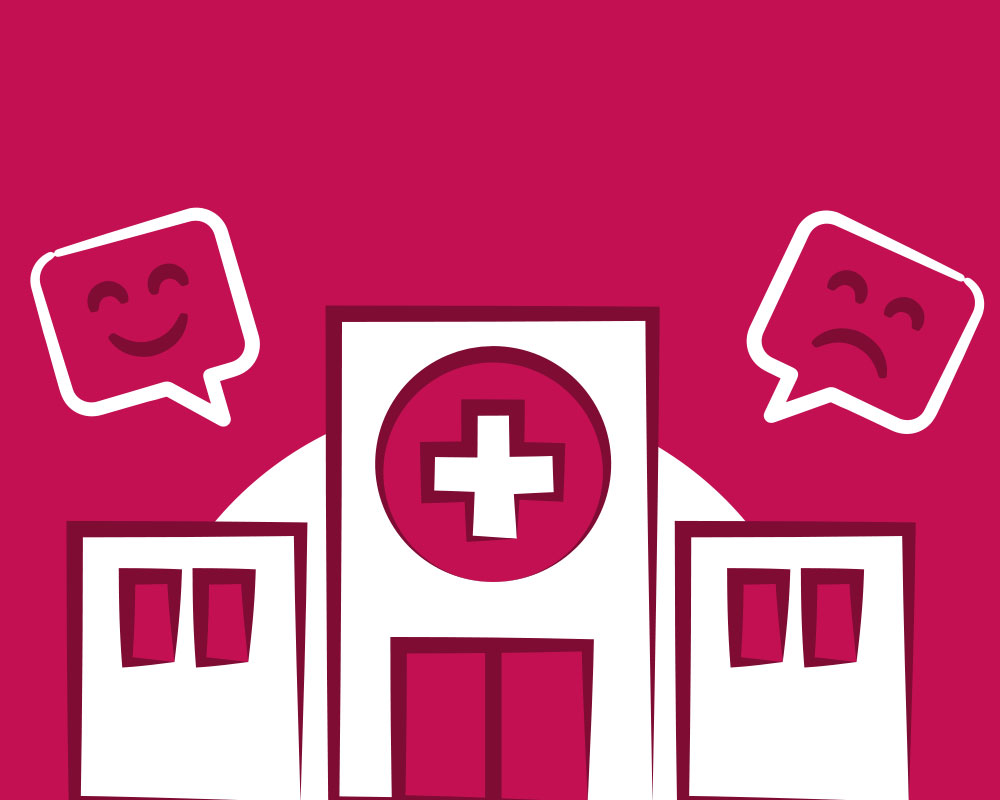 Krankenhausmarketing